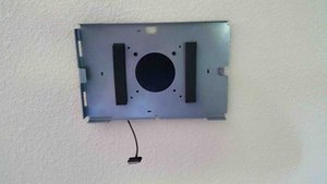 Enclosure wall mounted