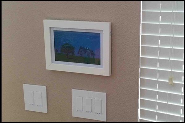 Wallmount Android Tablets