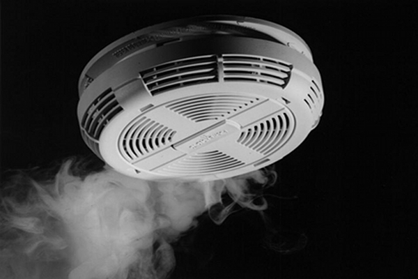 Inexpensive Fire Alarm Integration
