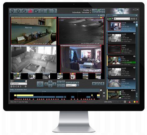 Video Intercom System via Tablets