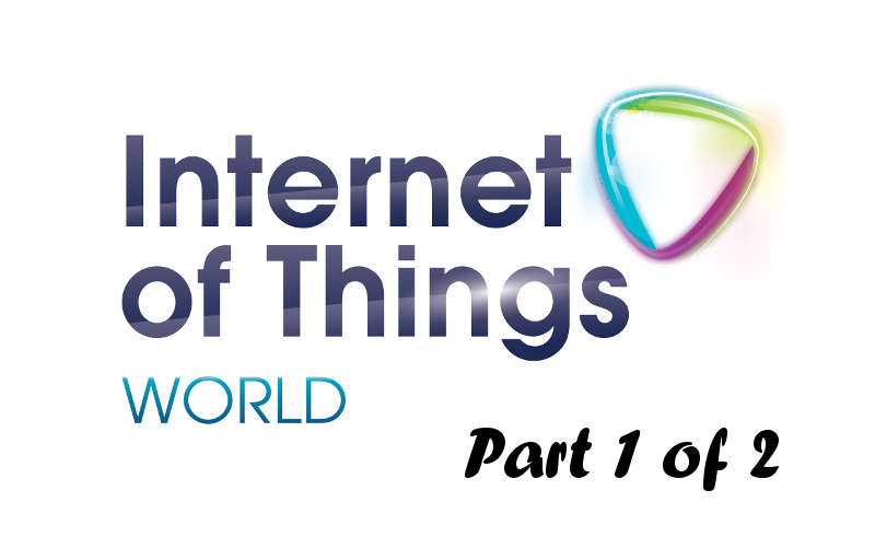 Smart Homes at IoT World (Part 1 of 2)