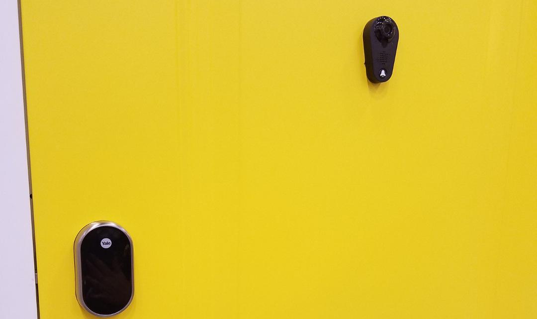 Ring Video Doorbell Onvif