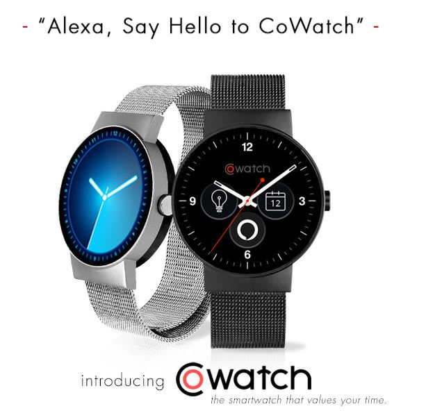 Alexa on your smartwatch
