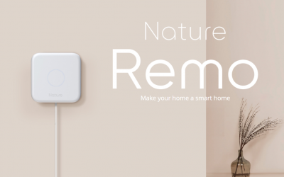 Nature Remo launched in USA on September 23rd 2020